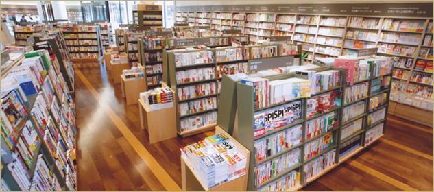 紀伊國屋書店 ららぽーと横浜店