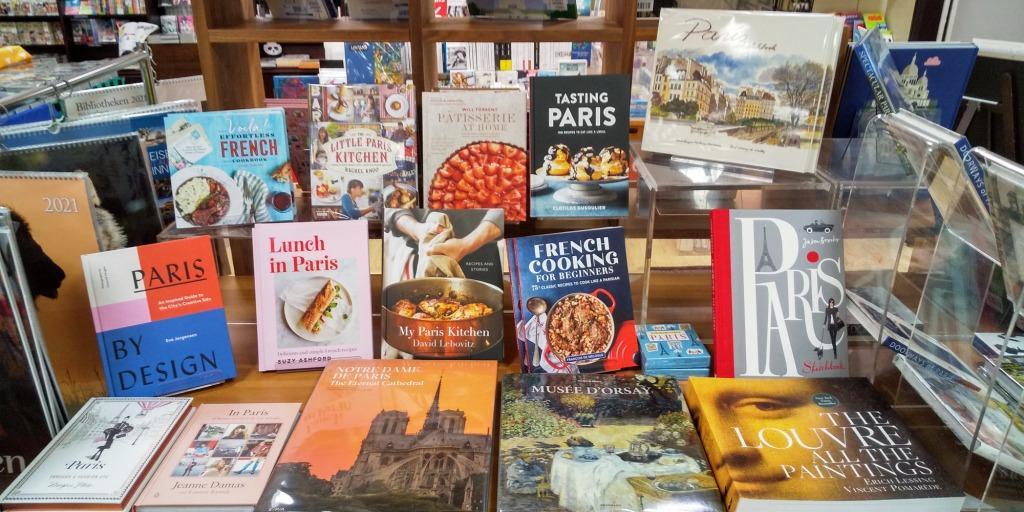 パリの本フェア