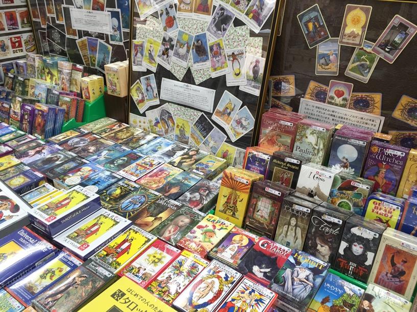 紀伊國屋書店:世界のトランプ・タロットフェア6/25~開催致します!
